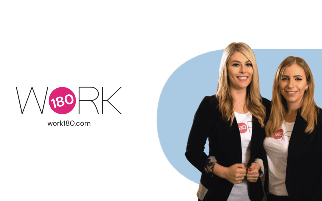 The new WORK180 website: A message from our CEOs