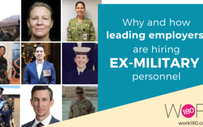 Why and how leading employers are hiring ex-military personnel