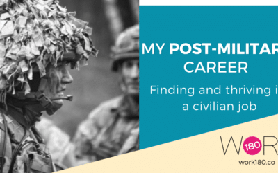 My post-military career | Finding and thriving in a civilian job