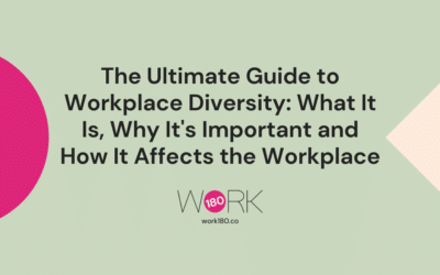 The Ultimate Guide to Workplace Diversity:  What It Is, Why It's Important and How It Affects the Workplace